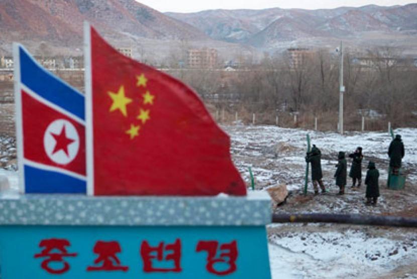 Utusan Khusus Cina akan Kunjungi Korut