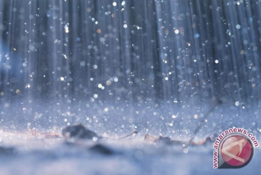 Hujan Deras, Ilustrai