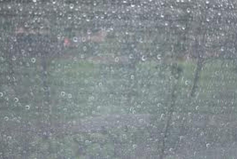 Hujan Deras, Atap Perkantoran Pemkab Bandung Barat Ambruk