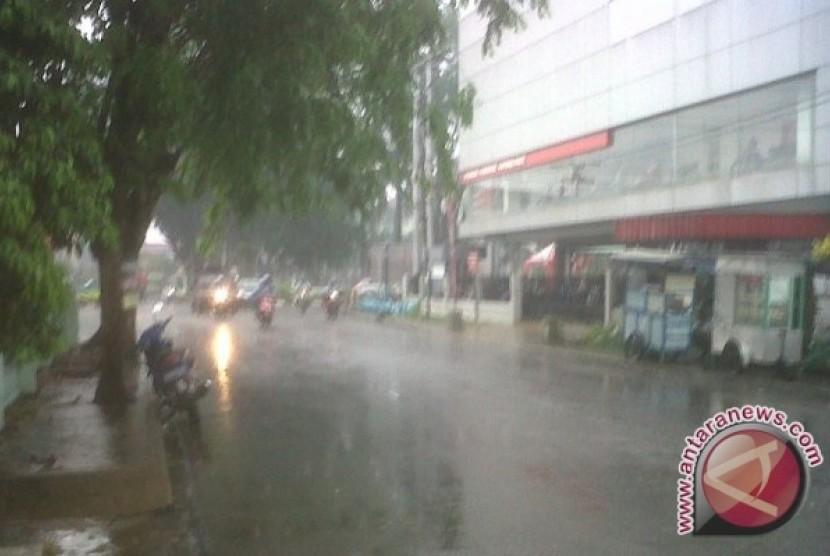 Hujan ekstrem