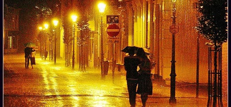 Hujan/Ilustrasi