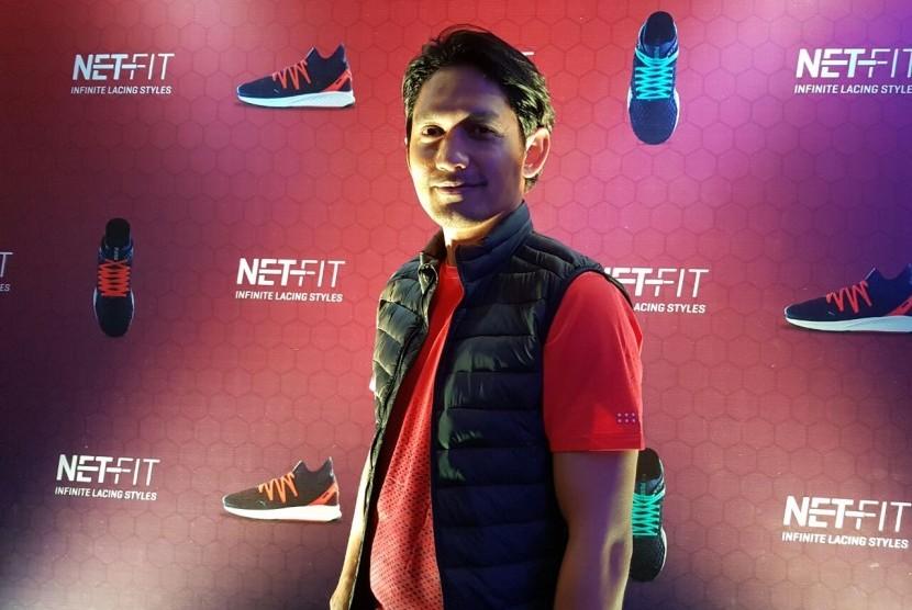 Tips Sukses Lari Maraton Ala Aktor Ibnu Jamil