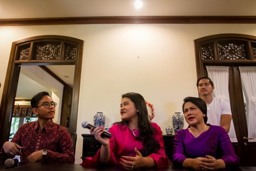 Gibran Sampaikan Informasi Terbaru Soal Pernikahan Kahiyang