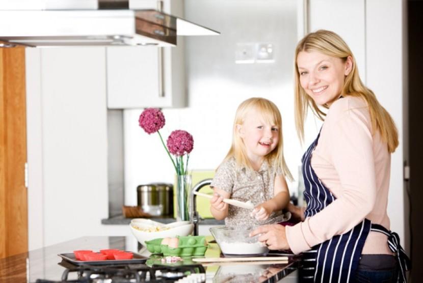 Ibu rumah tangga/ilustrasi