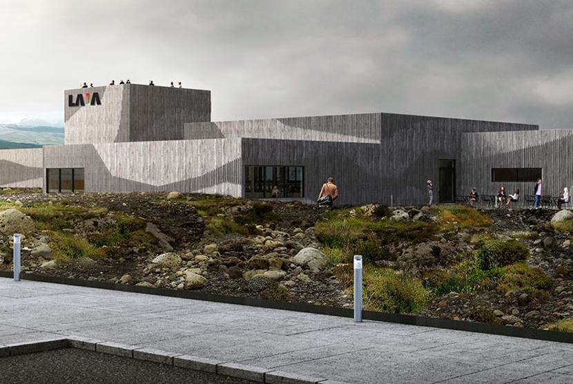 Islandia Bangun Museum Gunung Berapi dan Gempa Bumi