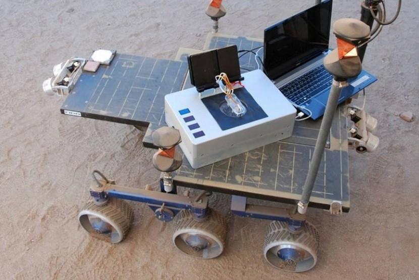 Ilmuwan NASA mengembangkan laptop kimia
