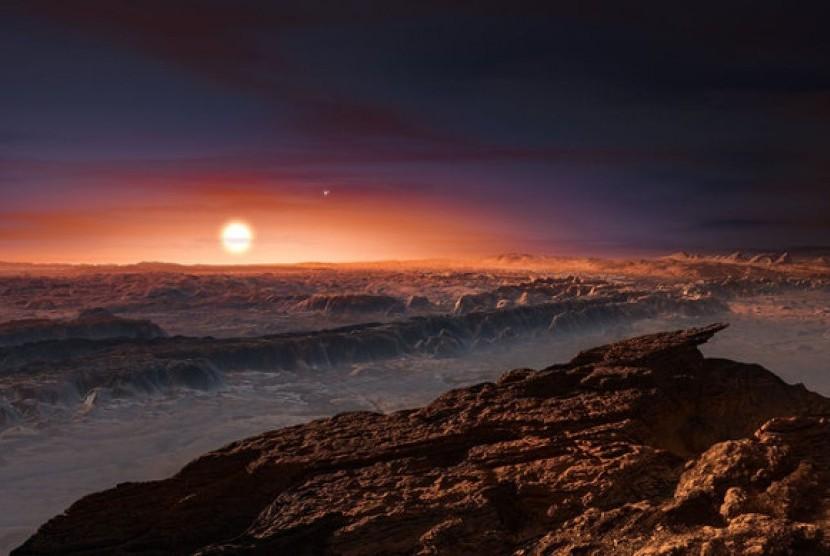 Ilmuwan Temukan Planet Baru yang Bisa Disinggahi Manusia