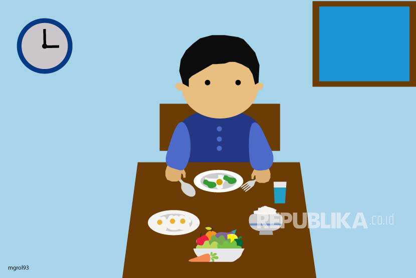 9 Tips diet di Bulan Ramadhan