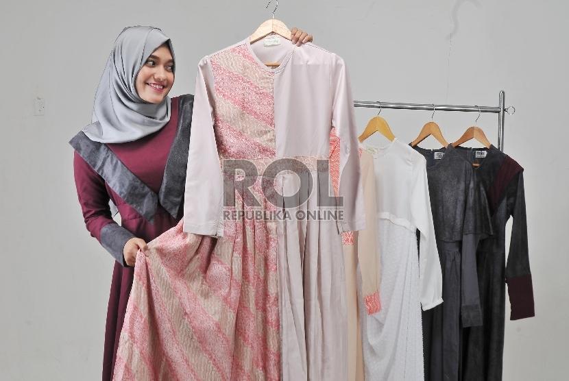 Bisnis busana Muslimah semakin semarak menjelang dan selama Ramadhan. (Ilustrasi)
