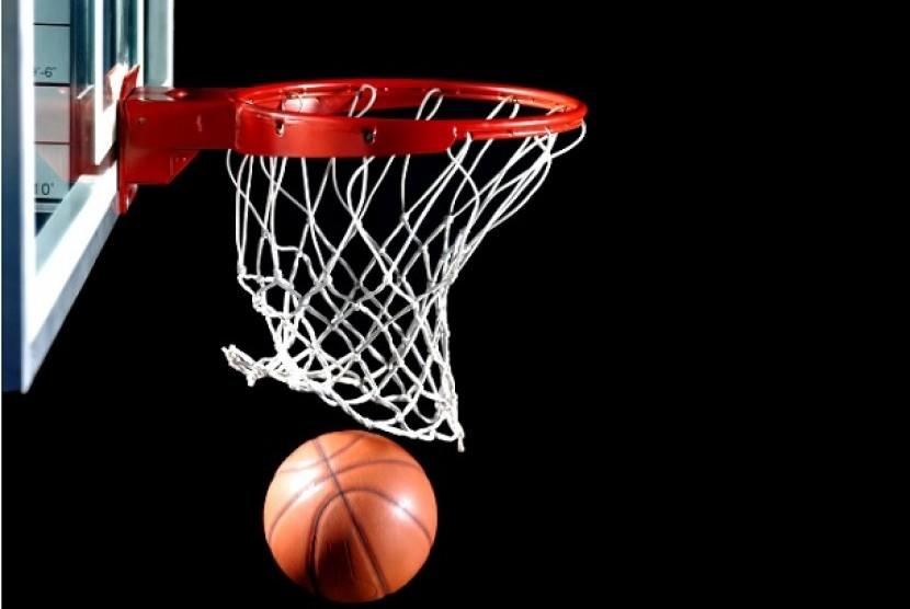 Basketball. (Illustration)