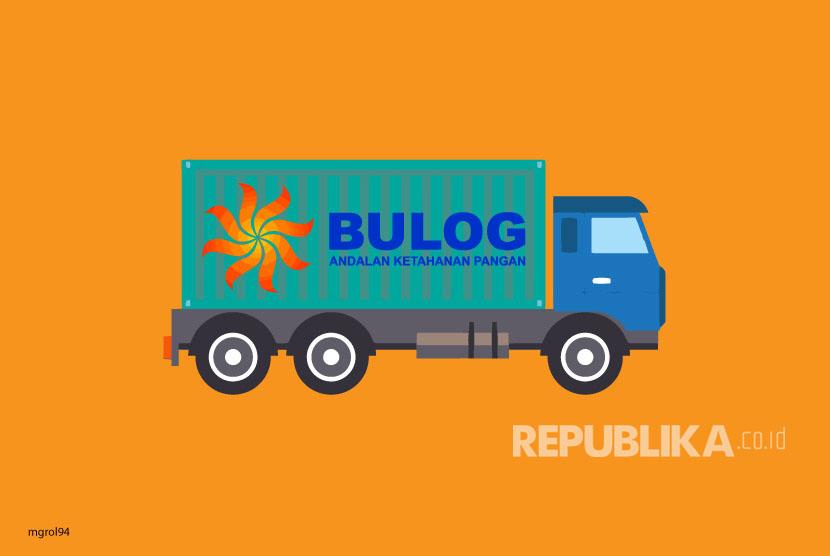 Bulog: Beras Impor tak Melalui Pelabuhan Daerah Produsen