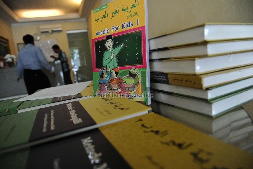 Ilustrasi Kursus Bahasa Arab
