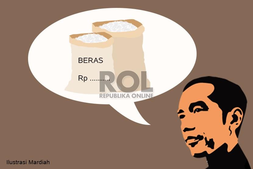 Harga Beras di Kabupaten Bogor Naik Signifikan