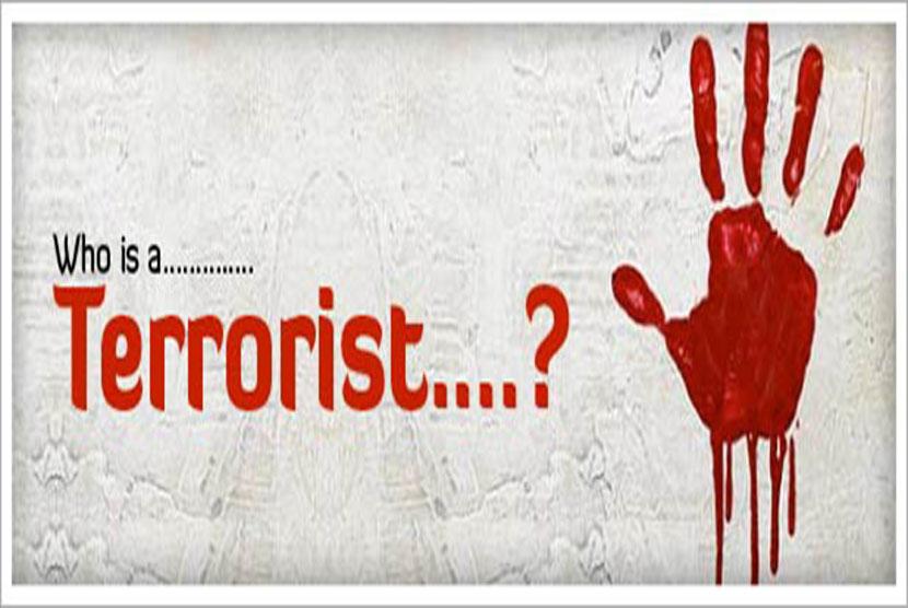 ilustrasi teroris