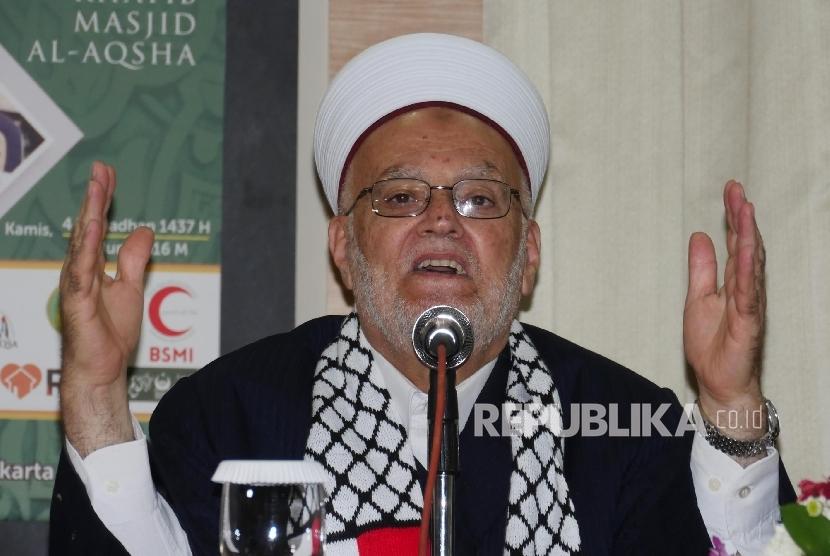 Masjid Al-Aqsha Penyatu Rakyat Indonesia dengan Palestina