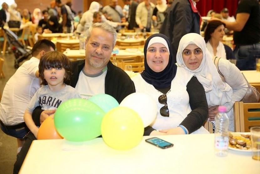 Imigran Muslim di Luxembourg