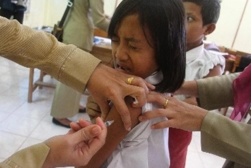 Banten Ingin Imunisasi Difteri Jangkau Hingga 3 Juta Orang