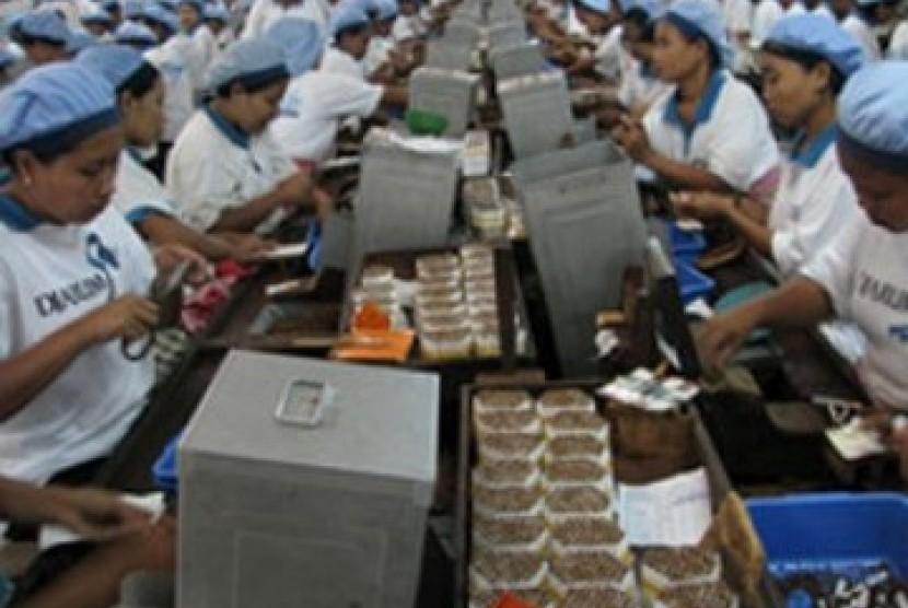 Indonesia menjadi pemasok tenaga kerja murah bagi perusahaan asing. (ilustrasi)