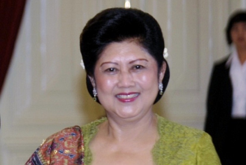 Indonesian Fisrt Lady, Ani Yudhoyono (photo file)