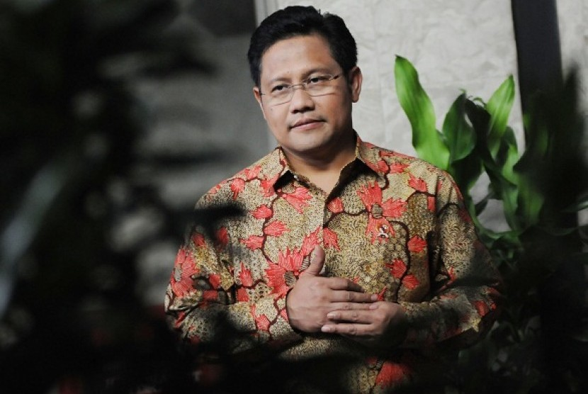 Indonesian Minister of Manpower and Transmigration, Muhaimin Iskandar