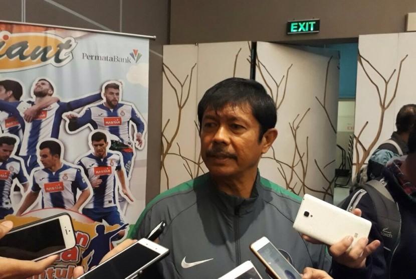 Indra Sjafri Diminta Siapkan 'Bibit' untuk Piala Dunia 2034