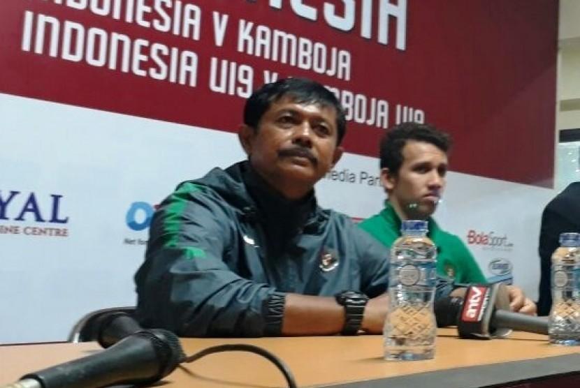 Indra Sjafri Tolak Pinangan Klub Liga 1