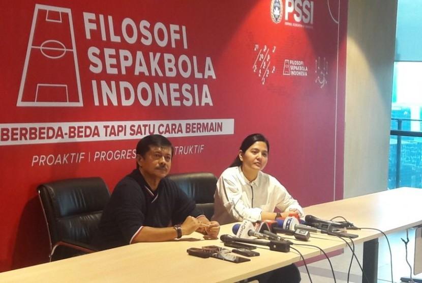 PSSI Belum Punya Kandidat Pengganti Indra Sjafri