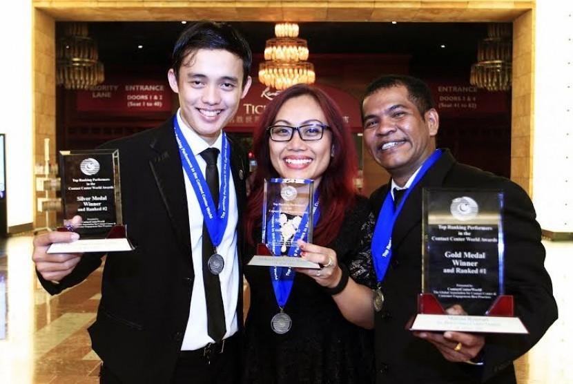 Infomedia meraih lima medaki di ajang Top Ranking Performer Award tingkat Asai Pasifik