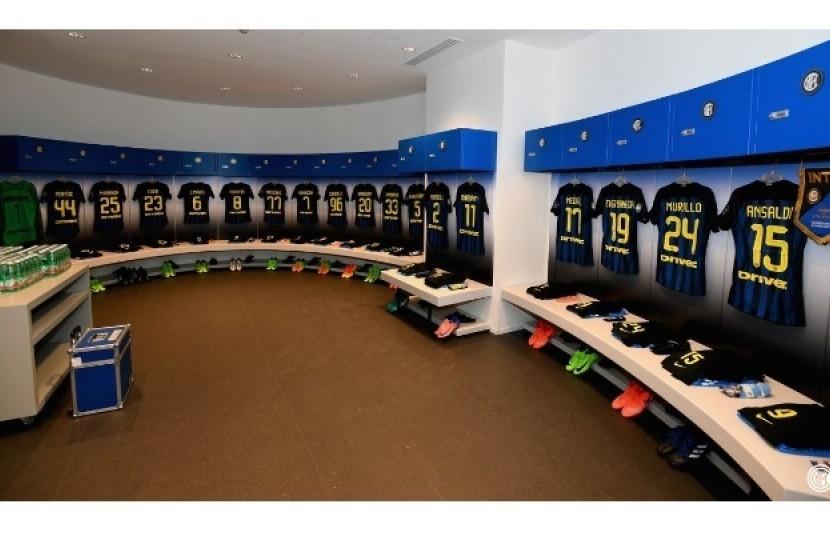 Inter Milan Segera Rilis Seragam Kandang Terbaru