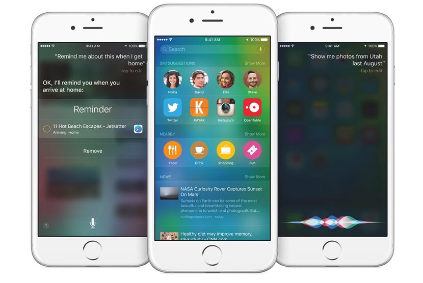 iOS 9.