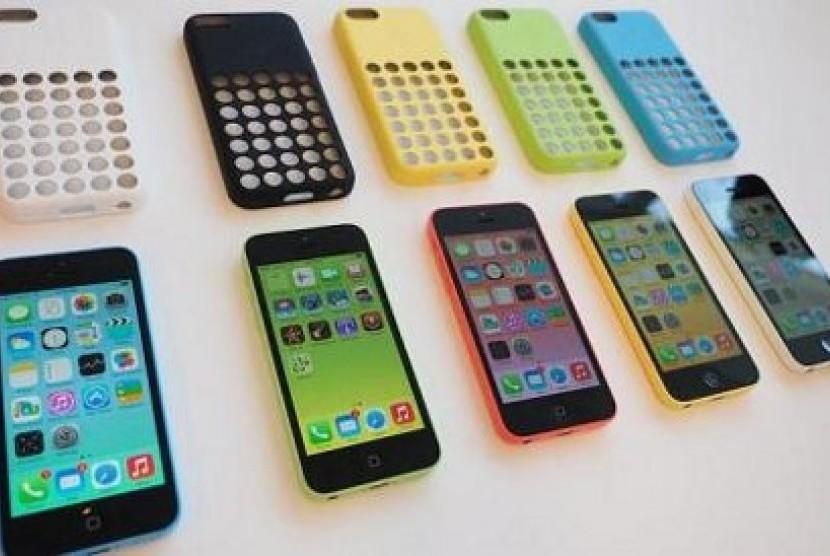 iPhone 5C untuk kelas menengah dengan 'harga terjangkau'