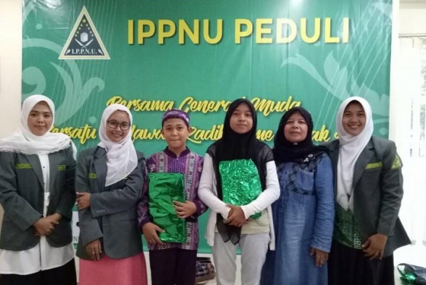 IPPNU gelar buka puasa bersama dengan 100 anak yatim