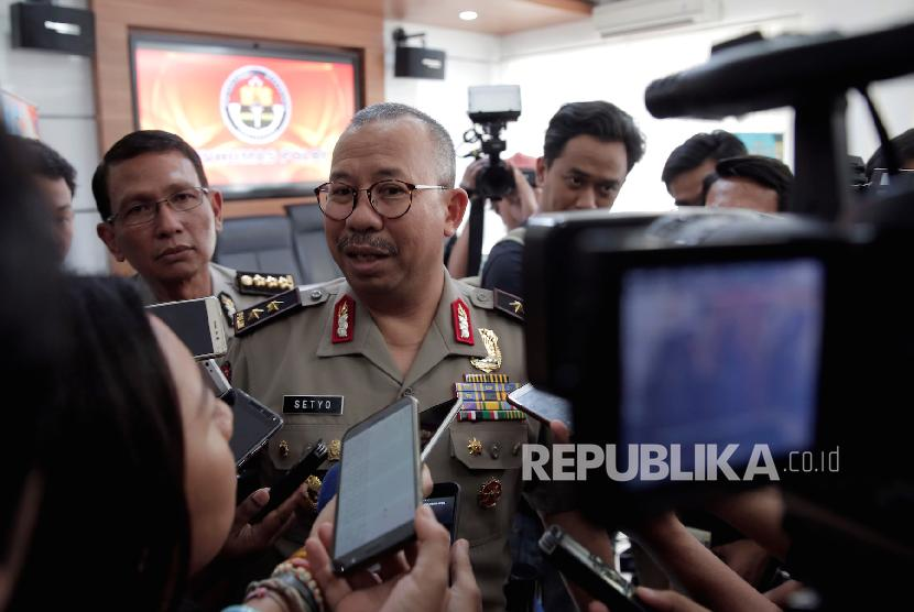 Polri Cek Pelanggaran Prosedur Pengamanan Polres Dharmasraya