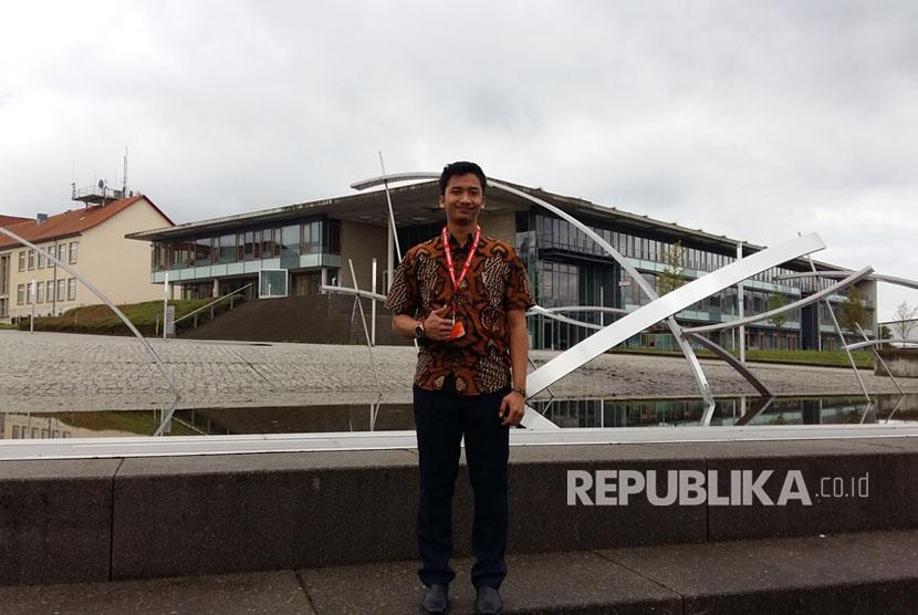 Irsyad Al Ghifari, Duta IPB Mewakili Indonesia di Konferensi Tingkat Dunia