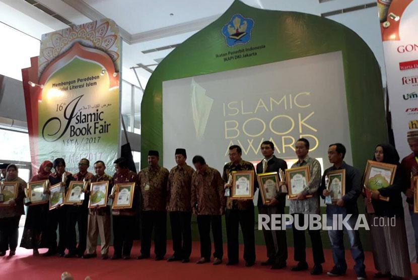 IB Award untuk Buku Islam Terbaik