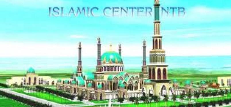 Islamic Centre Lombok, Nusa Tenggara Barat,