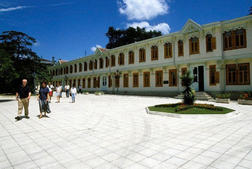 Istana Yildiz di Turki.