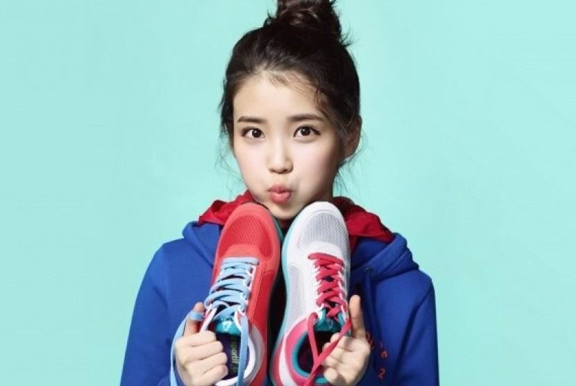 Bintang K-Pop, IU.