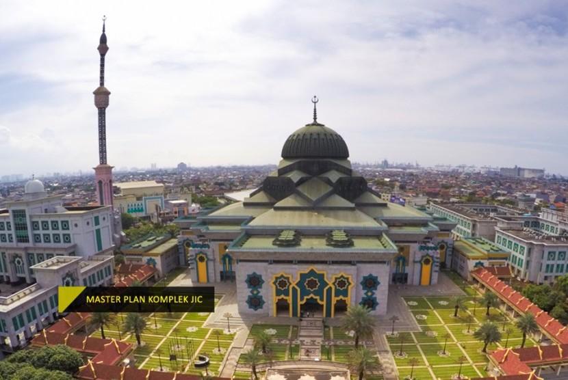 Jakarta ISlamic Center.