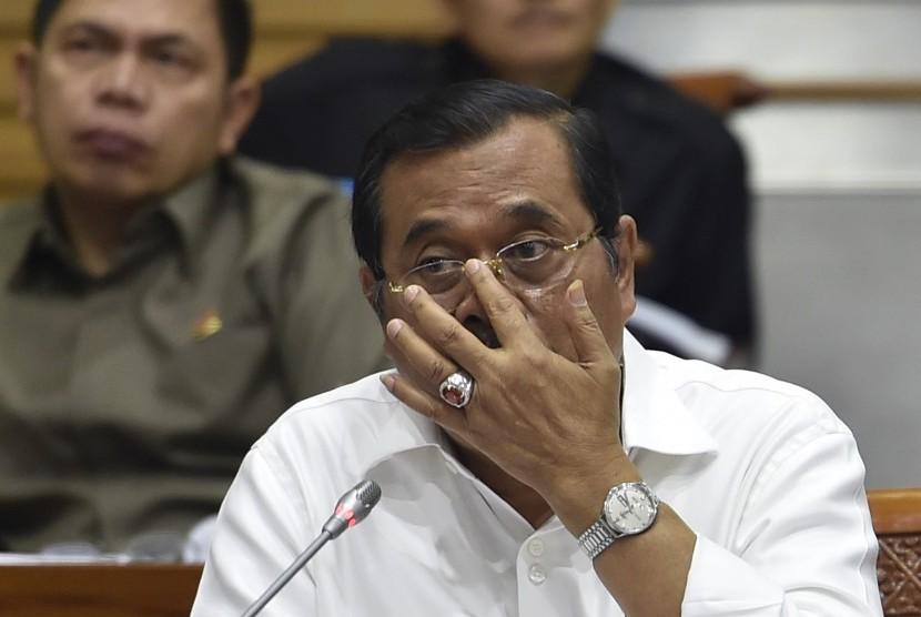Kejakgung Koordinasi KLHK Soal Eksekusi Lahan DL Sitorus