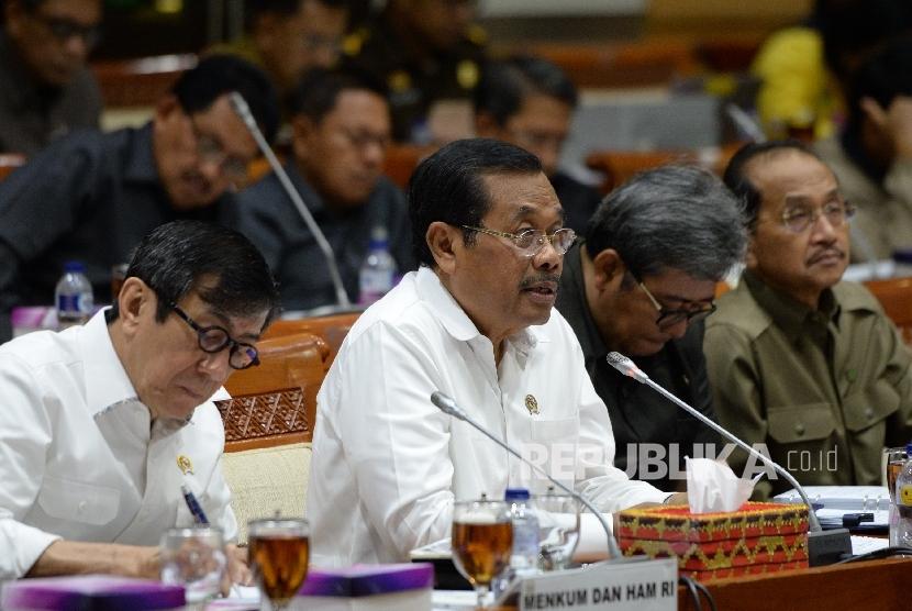 Jaksa Agung Ungkap Kendala Pemberantasan Korupsi
