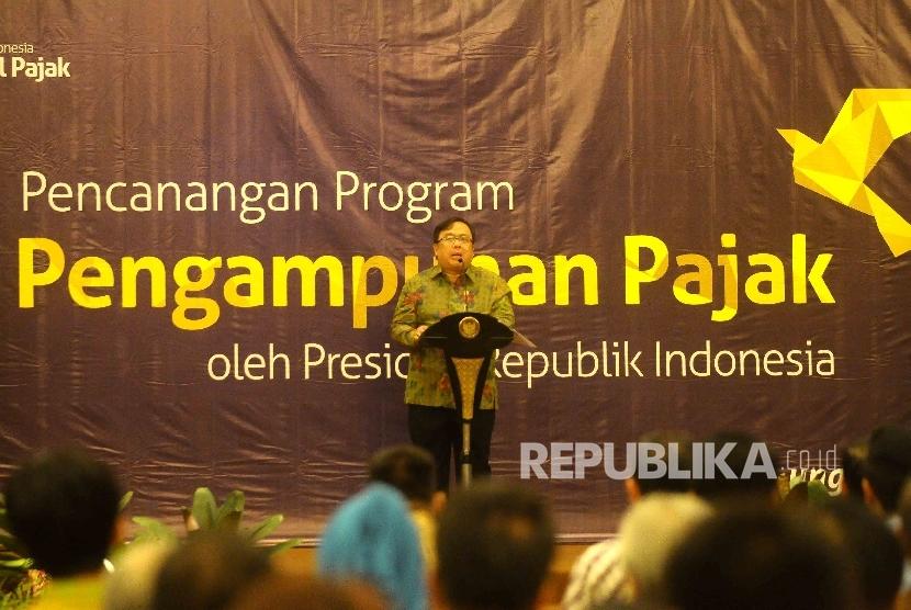 Bambang Brodjonegoro ( Republika/Agung Supriyanto)