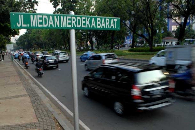 Jalan Medan Merdeka Barat