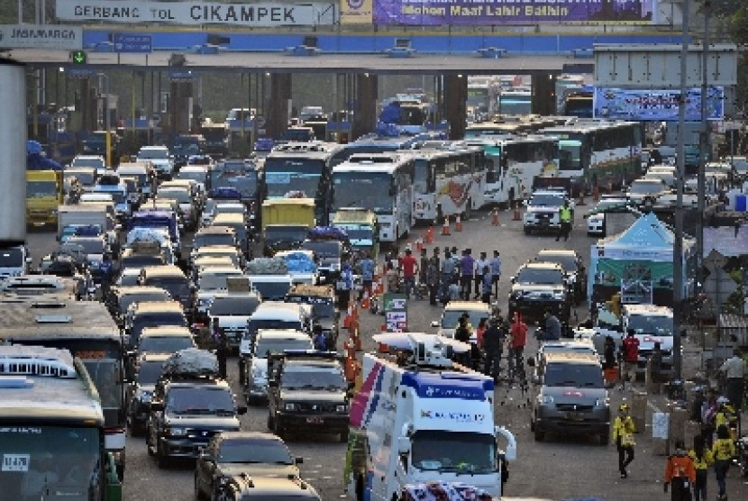 Jalan Tol Cikampek (ilustrasi)