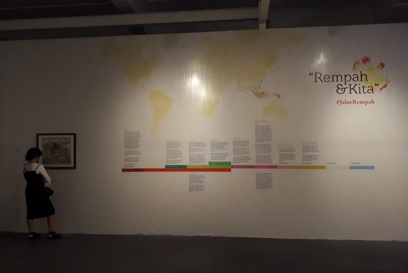 Jalur rempah-rempah di Indonesia Timur