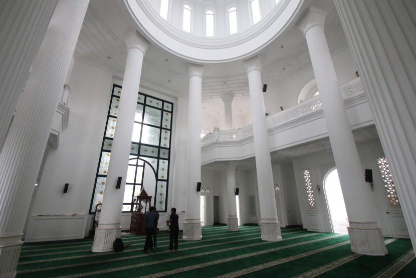 Tempat Favorit Zikir di Masjid Ramli Musofa