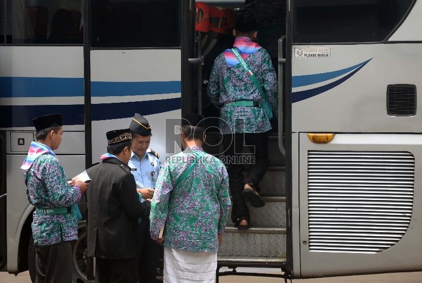 180 Calon Haji Cadangan Asal Padang Disiapkan