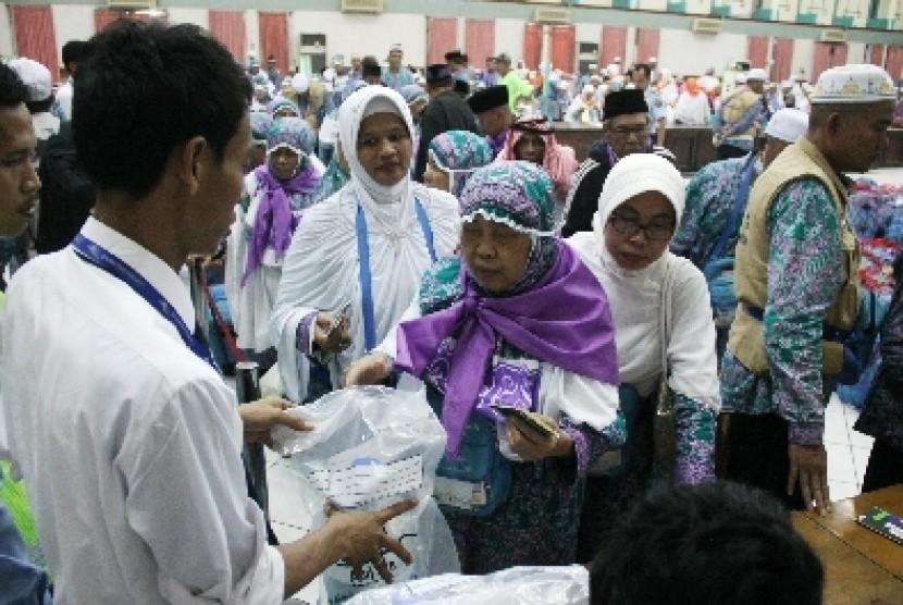 Jamaah haji Indonesia.