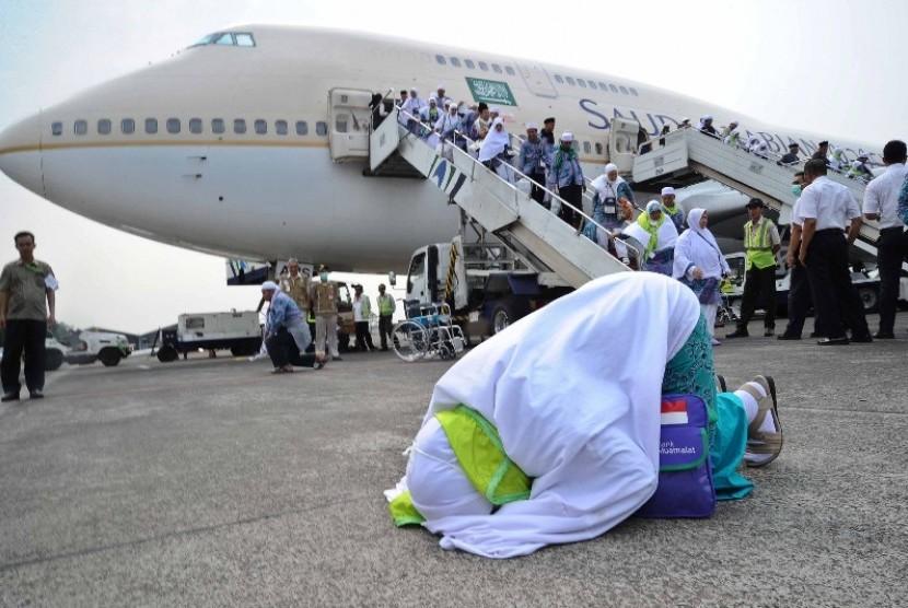 Pemerintah 'Haram' Gunakan Dana Haji untuk Biaya Infrastruktur