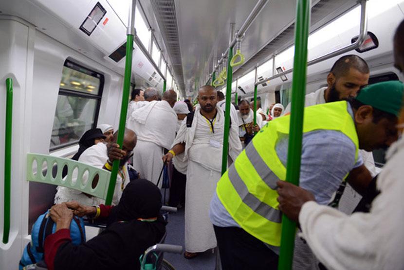 Menag Minta Transportasi Jamaah di Arafah-Mina Dievaluasi